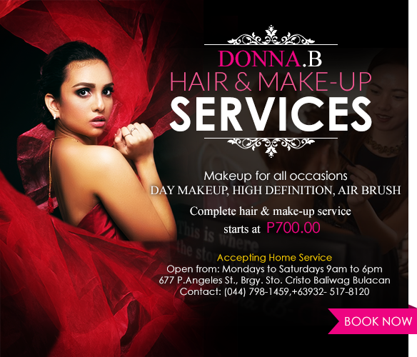 Complete Hair Makeup Services Donna